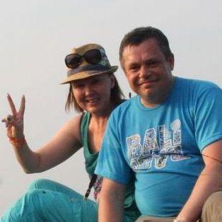 Мария и Владимир